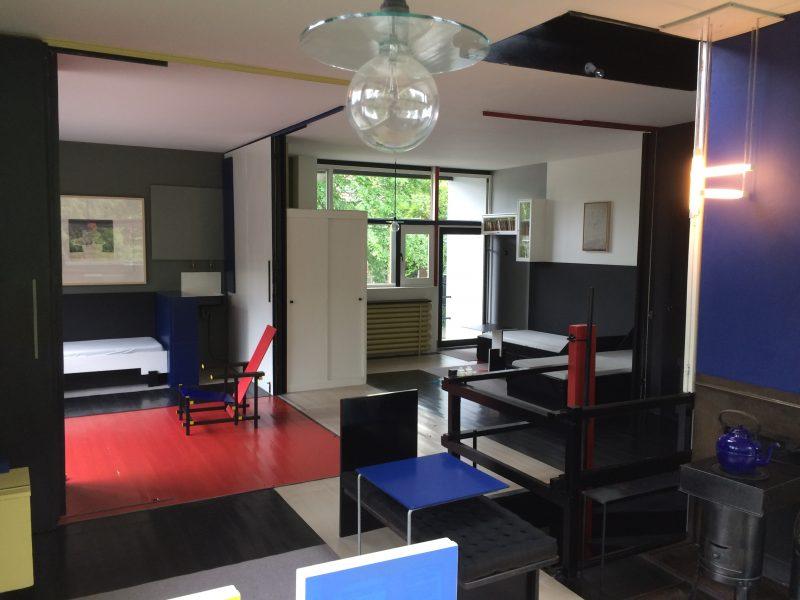 Gerrit Rietveld – Schröder House – Leppänen Architects